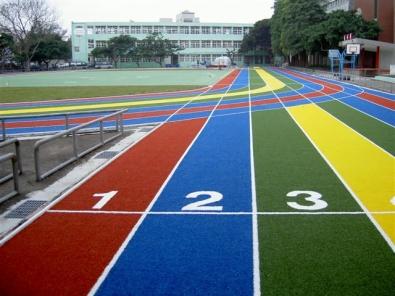 Track Floor Running Track Flooring Sports Field Flooring